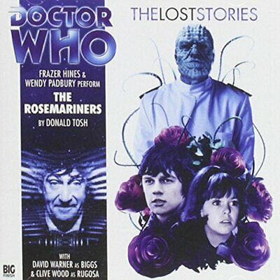 The Rosemariners (Doctor Who: The Lost Stories) by Tosh, Donald Book The Fast