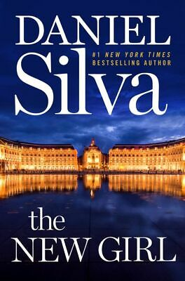The New Girl by Daniel Silva 9780062834836 | Brand New | Free US Shipping