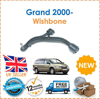 For Chrysler Grand + Voyager 2000- Front Right Driver Side Wishbone Control Arm