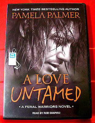 Pamela Palmer A Love Untamed Feral Warriors #7 MP3-CD UNABR.Audio Rob Shapiro