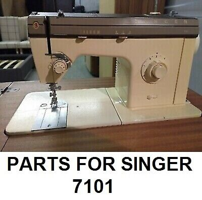 Original Singer 7101 Sewing Machine Replacement Repair Parts