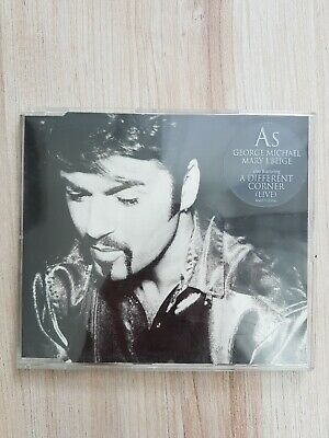 George Michael feat. Mary J. Blige Maxi CD As