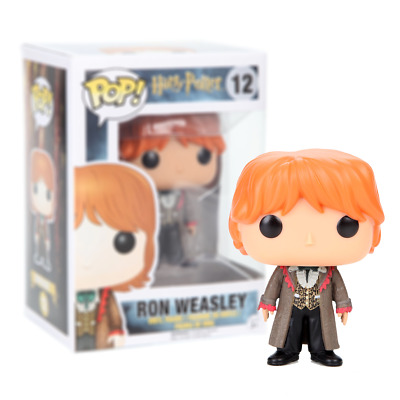 New Harry Potter Ron Weasley Yule Ball Pop Vinyl Figure #12 Funko Official