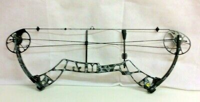 BLACK Right Handed * REX Armex Archery Compound Bow Fully Adjustable 55 Lbs