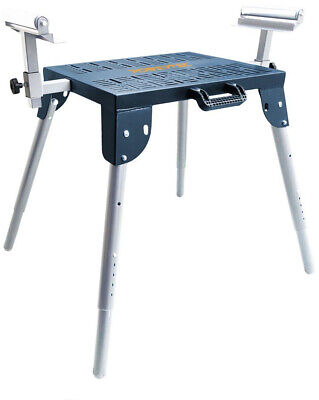 Tool Table Heavy Duty Folding Multi Work Station Stand Portable Workbench