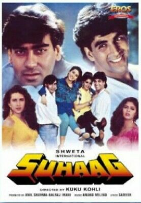 Suhaag [DVD] - DVD  2IVG The Cheap Fast Free Post