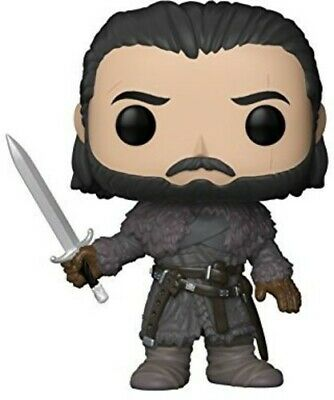 Game of Thrones - Jon Snow (Beyond the Wall) Funko Pop! Television Toy