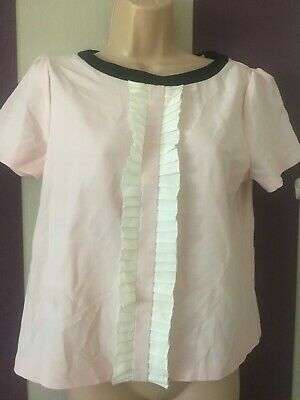 Women Summer Casual Pink Ladies Tops Blouse Loose Baggy stretch Tunic T Shirts