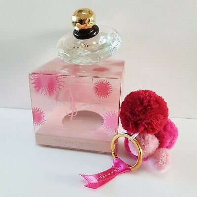 YSL BABY DOLL POMPOMS COLLECTOR YVES SAINT LAURENT EDT 50ml SPRAY ( BOXED )*****