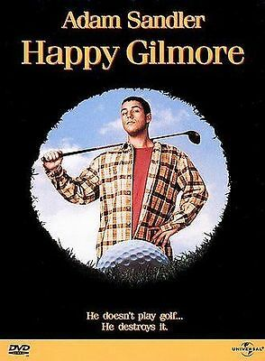 Adam Sandler in Happy Gilmore DVD  5.1 Dolby Surround New Factory Sealed
