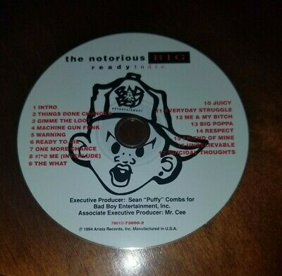 CD THE PAC AND BIGGIE YOU NEVER HEARD 2pac smalls RARE/MINT! TUPAC