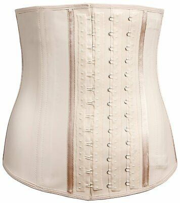 LadySlim by NuvoFit Lady Slim Fajas Colombiana Latex Waist Cincher/Trainer/Tr...