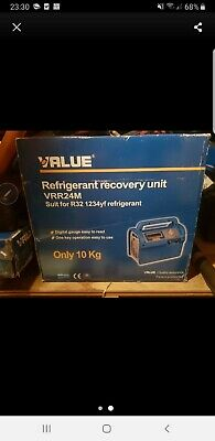 Value Refrigerant Recovery Unit VRR24M
