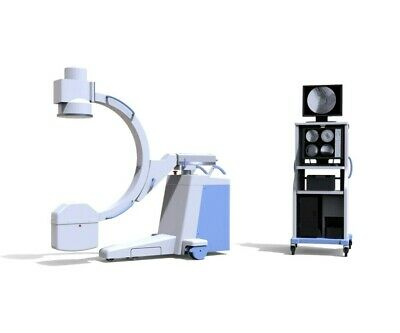 High Frequency Mobile Digital C Arm X-Ray System | CE Certified