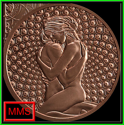 2019 1oz Cosmic Union BU - Copper Silver Shield Conscientia Series #14 PRESALE
