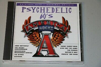 Psychedelic 60s CD Various Artists Warner Special Products MC5 Spirit Seeds