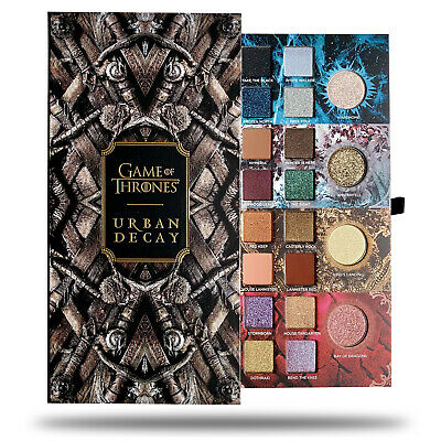 Urban Decay - Game Of Thrones - Limited Edition Eyeshadow Palette - Brand New