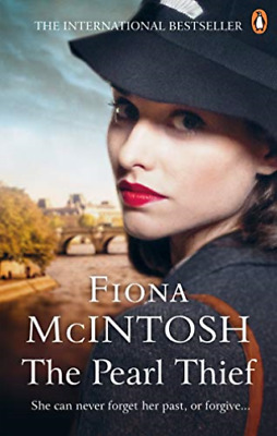 Fiona Mcintosh-Pearl Thief BOOK NEW