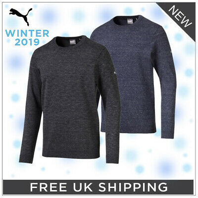 **Puma '2019' Essential Crew Neck Sweater - All Colours - 17% Off Rrp!!**