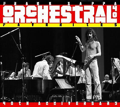 Orchestral Favorites 40th Anniversary Frank Zappa Vinyl PREORDER 08