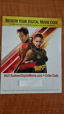 Ant-Man and the Wasp UHD Movie Paul Rudd Evangeline Lilly Michael Douglas