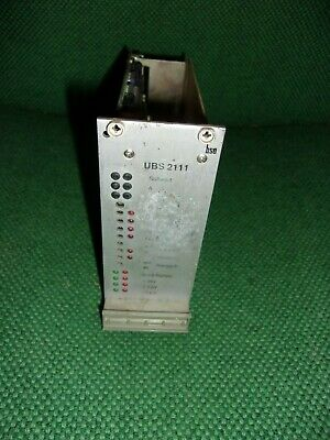 Hydac Ubs 2111 Amplifier Card 2111-1100
