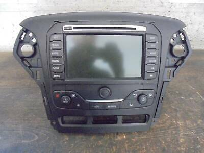 Radio CD Ford Mondeo IV Navigation GPS 186921