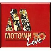 Various Artists - Motown 50: Love (3xCD Boxset 2009)