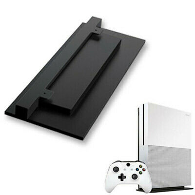 For Microsoft XBOX ONE S SLIM Console Non-slip Vented Vertical Stand Holder CY2Z
