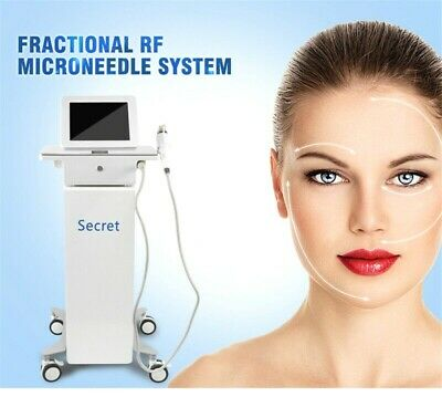 PORTABLE FRACTIONAL RF Microneedle Skin Rejuvenation Face Lifting