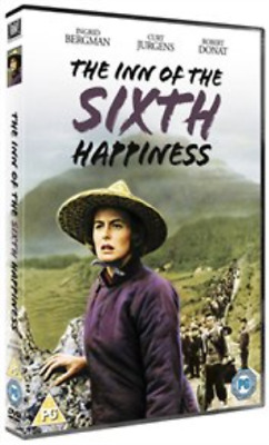 Moultrie Kelsall, Richard W...-Inn of the Sixth Happiness DVD NEW