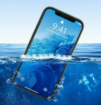 for iPhone Xs Max XR X 360 WATERPROOF SHOCKPROOF Case Ultra Thin Cover 8 7 Plus