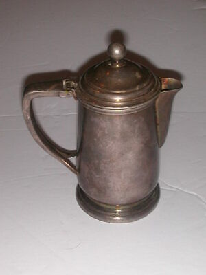 RARE Coffee Dan's San Francisco EPNS 10 oz Tea Coffee Pot