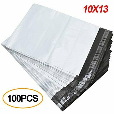 10x13 Poly Mailers Envelopes Shipping Bags Self Sealing 100 Bags Packing Mailing