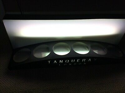 Tanqueray Lighted Bottle Display
