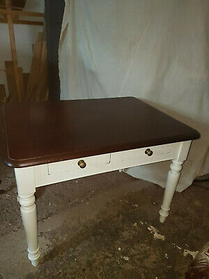 Country Farmhouse Kitchen Preparation Table/Side Table