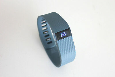 Fitbit Charge Wireless Activity Wristband - Small, Slate