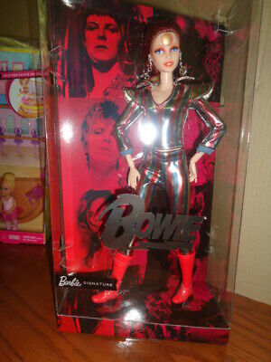 David Bowie Barbie Doll  Nrfb