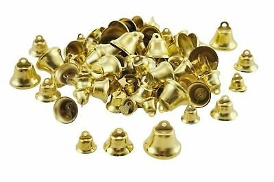 Playbox PBX2470214 2470214 Bells, Set of 100 Pieces Mix Sizes, Multi Color