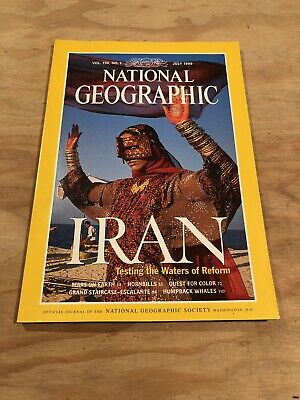 National Geographic Magazine Vol. 196 No. 1 July 1999 (C4)