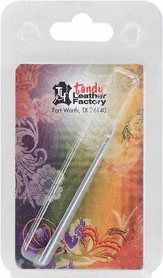 Tandy Leather Factory Sewing Awl Needle-Size 8 Heavy, Other, Multicoloured, 3...