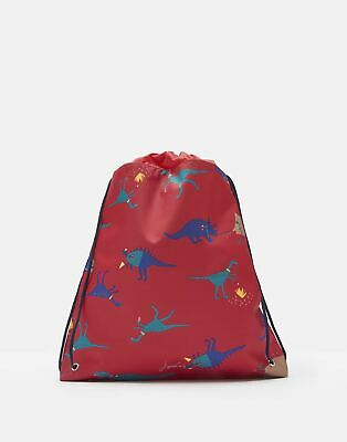 Joules 207177 Bag in RED DINO in One Size