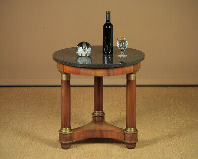Empire Style Gueridon Side Table c.1930.