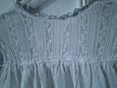 baby's edwardian christening gown