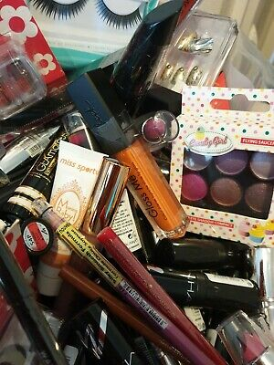 20 Mixed Cosmetics Branded Make Up Bags Wholesale Shop Clearance Job Lot Bundle
