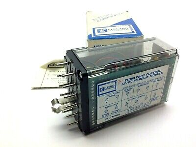 Electro Corporation PL300 Prox Control AC/DC SS Relay Module