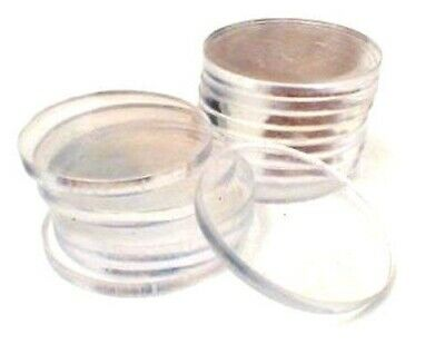 50 Clear Chip Spacers Casino Style Blackjack Poker Dealer Tray Markers *