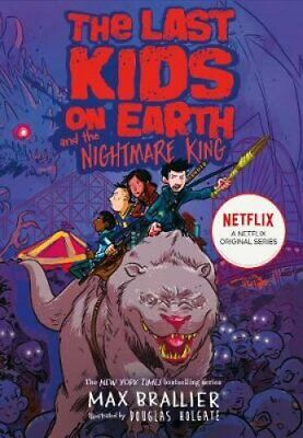 The Last Kids on Earth and the Nightmare King by Max Brallier 9781405295116