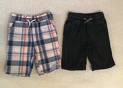 2 Pairs Of Boys Next Shorts Age 6, Excellent Condition.