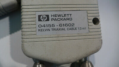 HP 04155-61602 Kelvin Triaxial Cable
